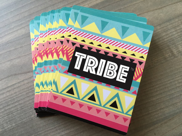 Tribe Card Game: 2nd edition (limited quantities)