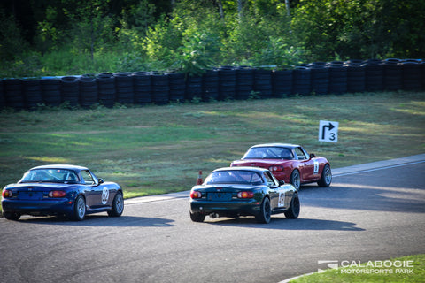 Calabogie Miata Challenge - Single Race