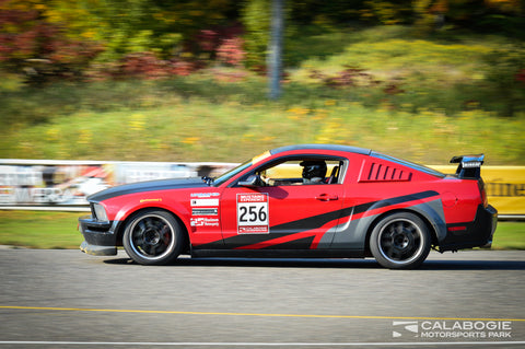 HPDE Introduction Evenings| CMP Mustang