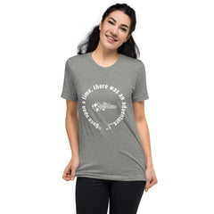 """Once upon a time, there was an adventure…!"" Short sleeve t-shirt"