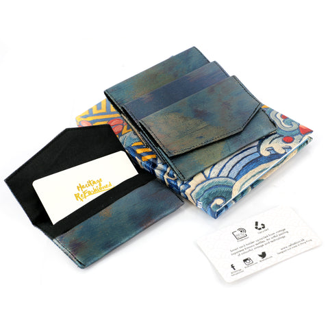 Kimono Business Card Holder | Heritage ReFashioned