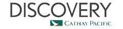 Discovery Magazine - Cathay Pacific Logo