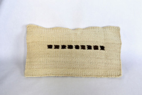 Ami Pillow Brown Rectangle
