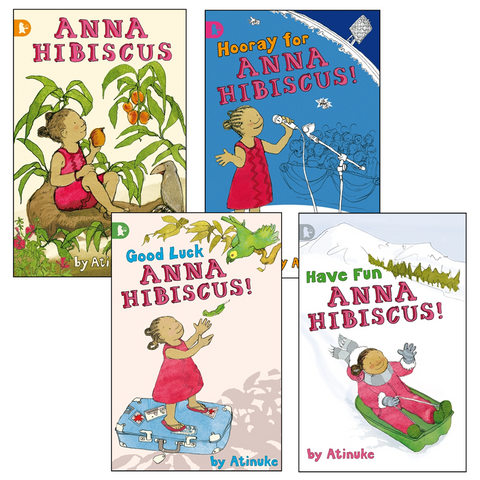 Book - Anna Hibiscus Chapter Books