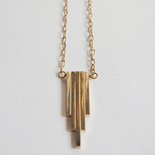 Meyelo Cascade Necklace