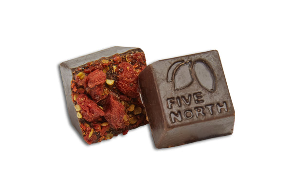 Dark Chocolate with Organic Goji Berries