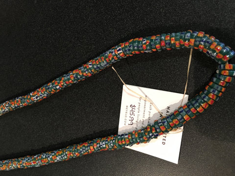 Meyelo Raffia Necklace 3