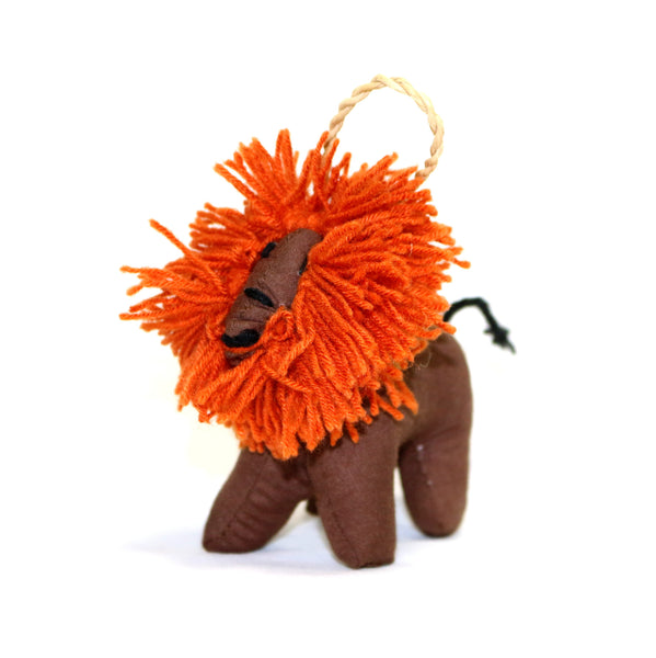 Stuffed Animal Ornament