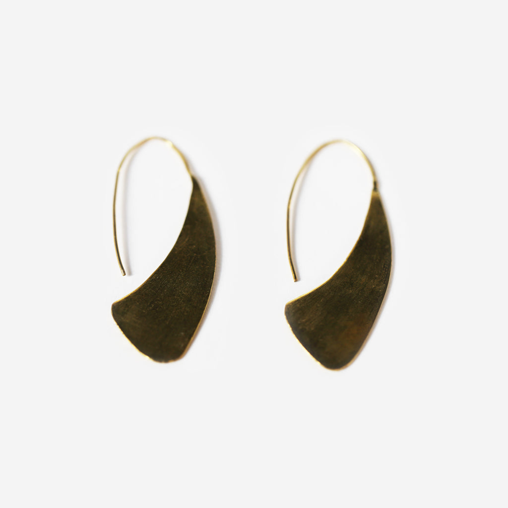 Kito Brass Earrings