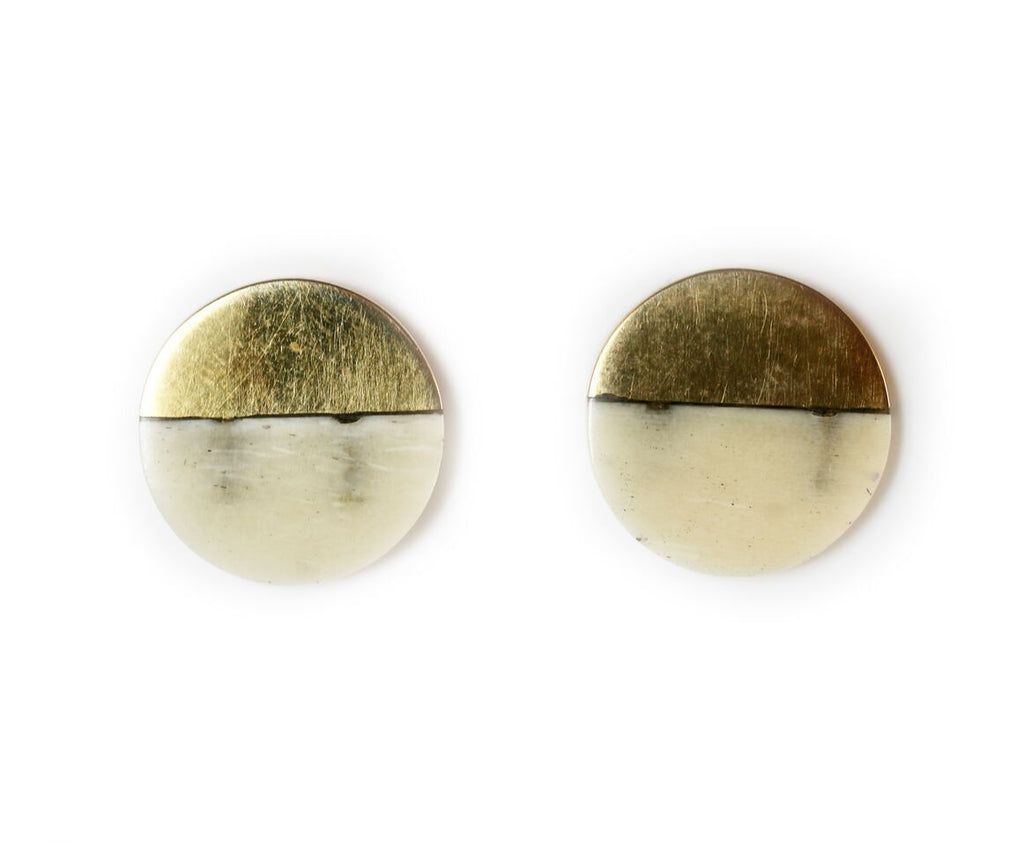 Mari Circle Earrings