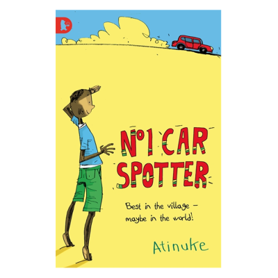 Book - No. 1 Car Spotter Chapter Books