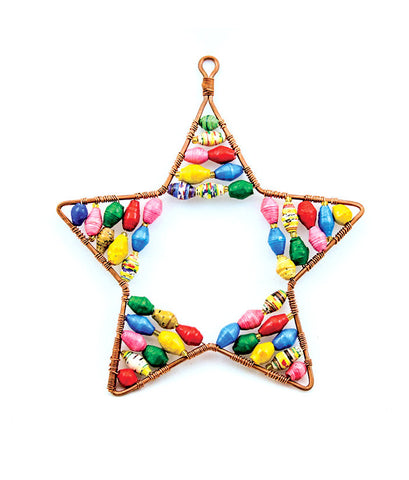 Paper Bead Ornament