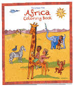 African Coloring Book