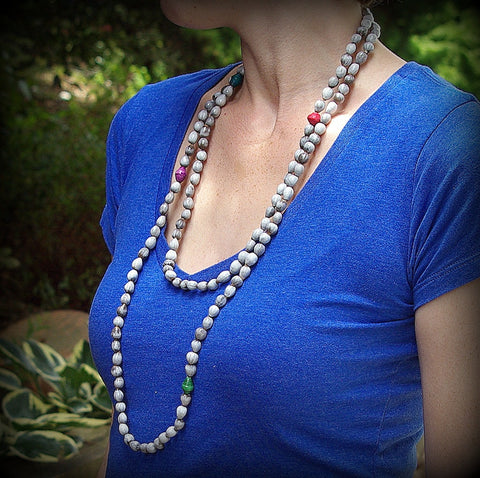 Embira Seed Necklace