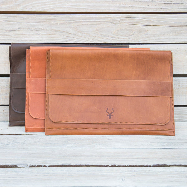 Darota Leather Laptop Cover