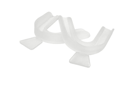 TEETH WHITENING MOUTH TRAYS - PAIR