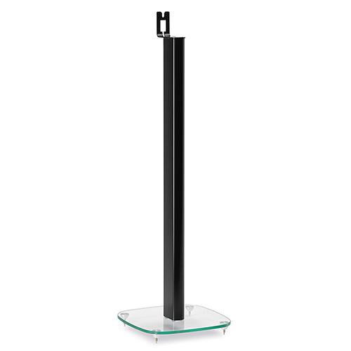 Alphanson AS1003 Floor Stand for SONOS Play:1 Black - Front View
