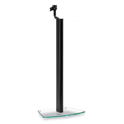 Alphanson AS3003 Floor Stand for SONOS Play:3 Black - Front View