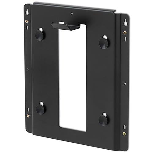 Alphanson AS6001 Wall Bracket for SONOS Sub Black - Front View