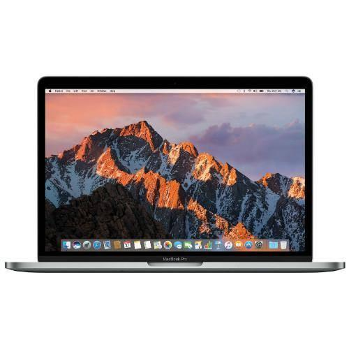 Apple MacBook Pro 13.3 (MNQF2 with Touch Bar 2016 Model, 8GB RAM) Space Grey - Front View