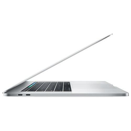 Apple MacBook Pro 15.4 (MLW82 with Touch Bar 2016 Model, 16GB RAM) Silver - Side View