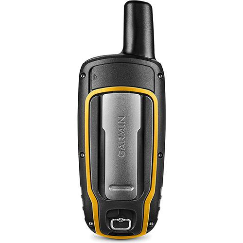 Garmin GPSMAP 64 Yellow/Black - Side View