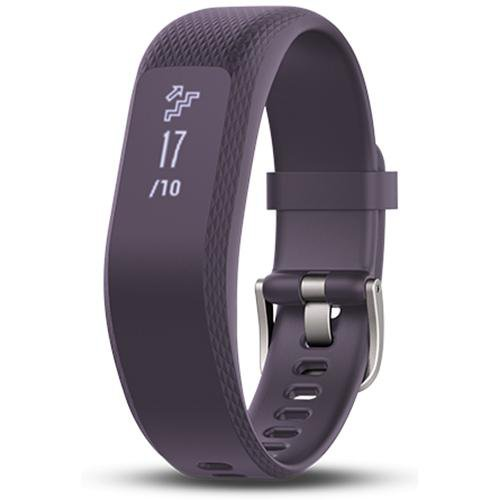 Garmin Vivosmart 3 (Regular) Purple - Front View