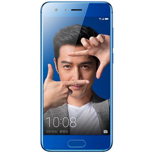 Huawei Honor 9 (STF-AL10 6GB RAM) Blue - Front View