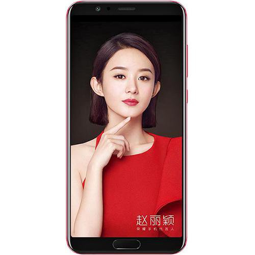 Huawei Honor V10 (BKL-AL20) Red - Front View