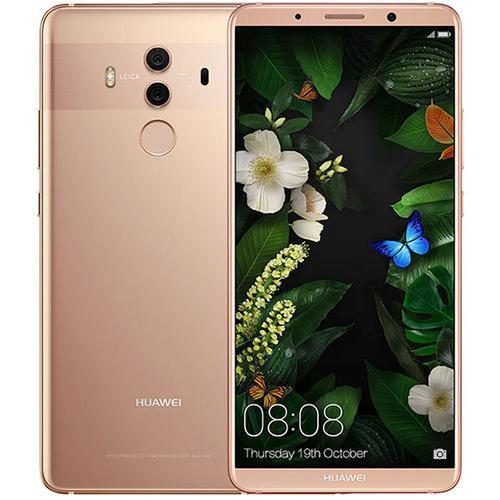 Huawei Mate 10 Pro (BLA-AL00) Pink Gold - Front Back
