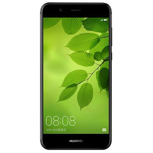 Huawei Nova 2 Plus Black - Front View