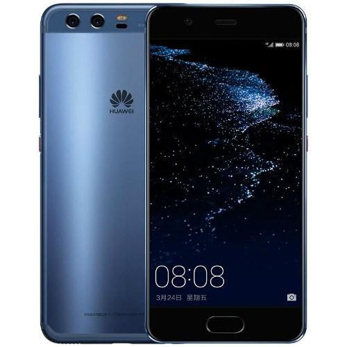 Huawei P10 (AL00) Blue - Front Back View