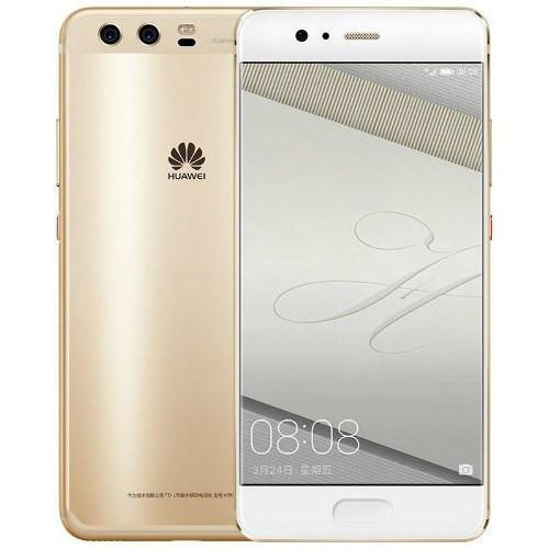Huawei P10 (AL00) Gold - Front Back View