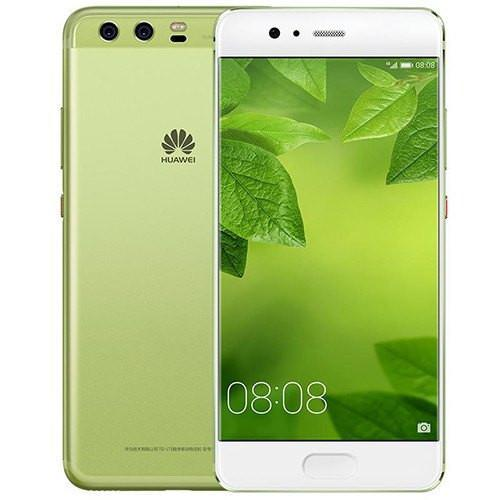 Huawei P10 (AL00) Green - Front Back View