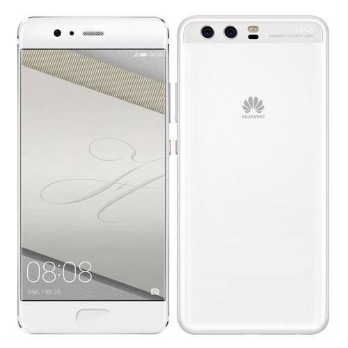 Huawei P10 (AL00) White - Front Back View