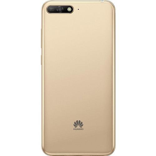 Huawei Y6 (2018) Gold - Back View