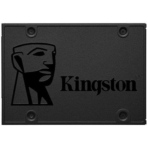 Kingston A400 SSD - Front View