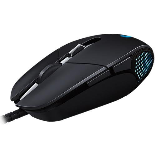 Logitech G302 Gaming Mouse - Front View