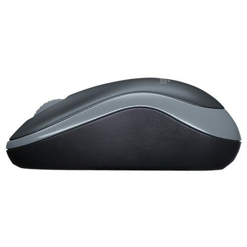 Logitech M185 Wireless Mouse - Side View