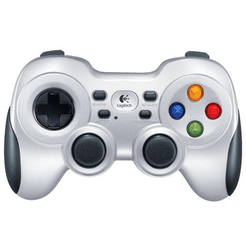 Logitech Wireless Gamepad F710 - Front View