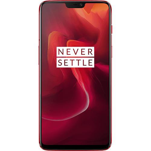 OnePlus 6 (A6003) Red - Front View