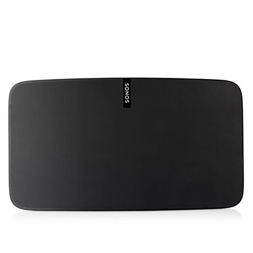 SONOS PLAY:5 Wireless Speaker for Streaming Music Black - Front View