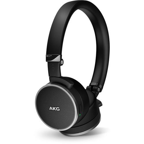 Headphones - AKG N60 NC On-Ear Noise Canceling Headphones