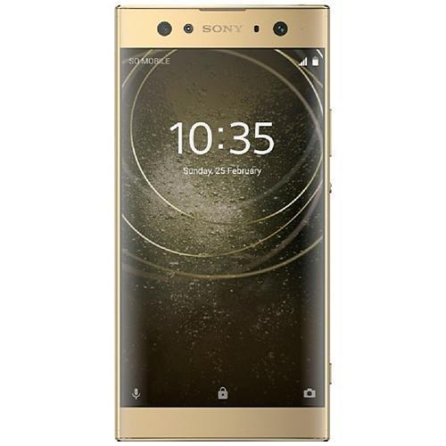 Sony Xperia XA2 Ultra Gold - Front view