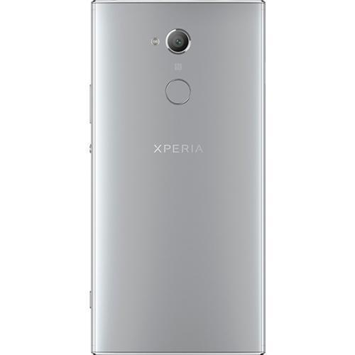 Sony Xperia XA2 Ultra Silver - Back view