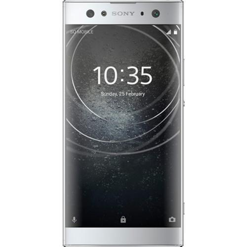 Sony Xperia XA2 Ultra Silver - Front view