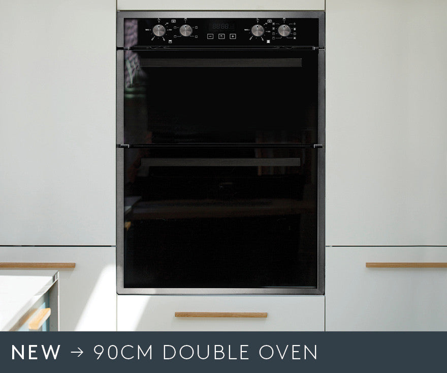 InAlto launches new 60cm Built-in Double Oven