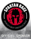 OFFICIAL SPONSOR OF SPARTAN RACE