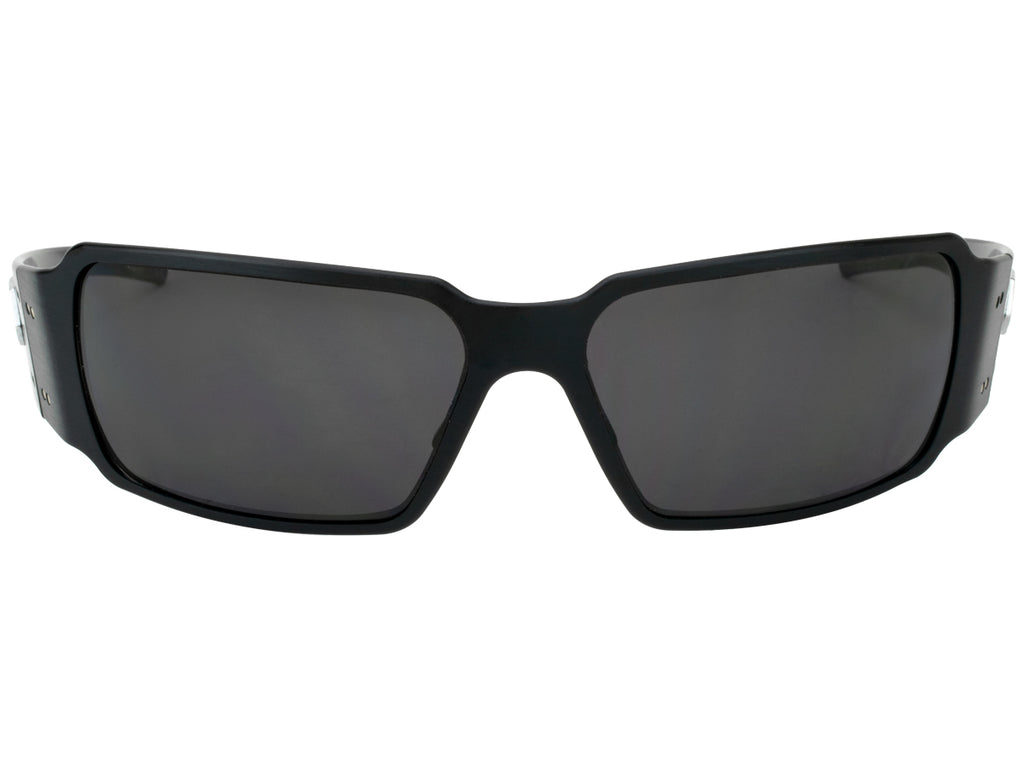 Gatorz Boxster Black with Smoked Polarized Lens. Made in USA. Lifetime Warranty. Eyewear Trusted by the Elites