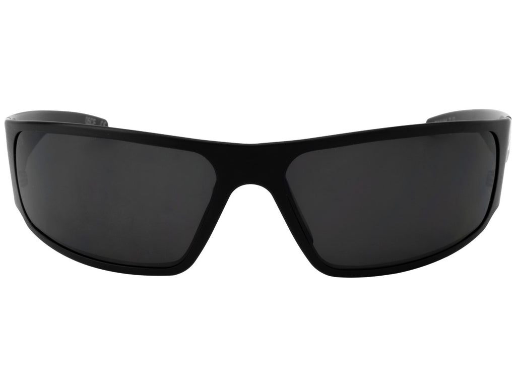 Magnum 2.0 (Asian Fit) Black with Smoked Polarized Lens